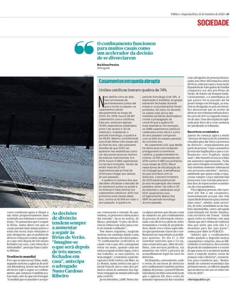 Notícia Jornal Público 2